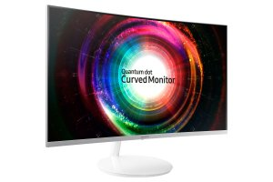 """Samsung Curved Monitor C32H711 (32"""")"""