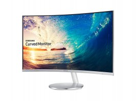 "Samsung 27"" Curved Monitor"